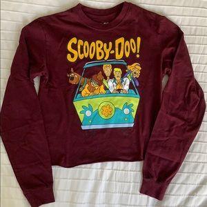 Tops - scooby doo shirt